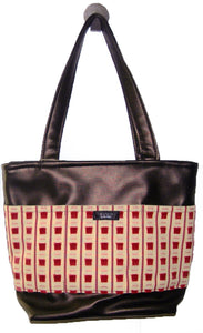 Girly Totes made from reclaimed textiles (options)