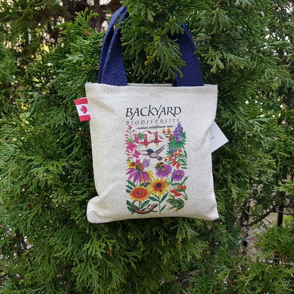 Wildflower Seed Bags, Backyard Biodiversity