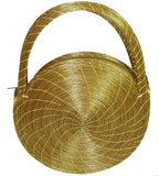Golden Grass Handbag, Roda