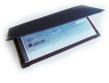 Cheque Book made from recycled rubber