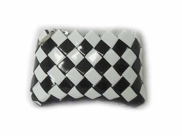 Coin Purse- Black & White