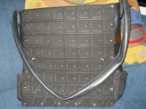 Half Tire Satchel