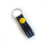 Key Ring made from recycled rubber