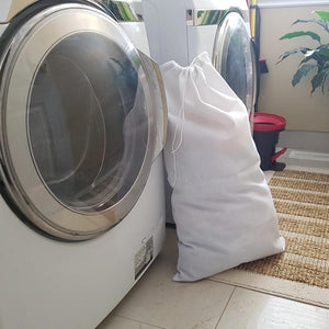 Laundry Bag made from recycled plastic