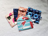 Reusable Mini Snack Bag (4x4)  (options)