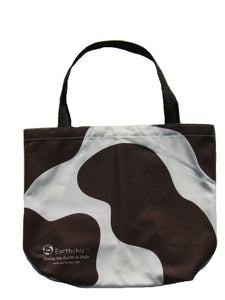 Earthchic Tote Bag made from plastic bottles