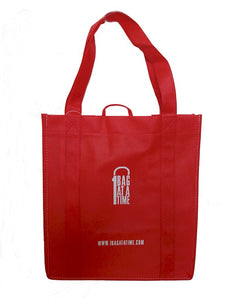 1 Bag at a time - Reusable Grocery Bag