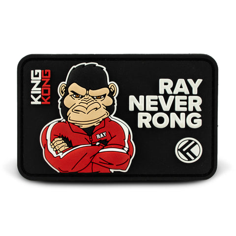 Ray Never Rong Patch