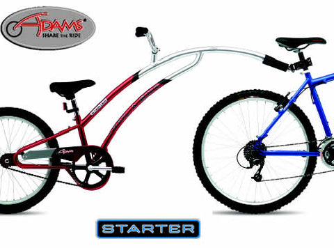 Adams Trail-A-Bike Folder