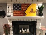 "Betsy Ross/Gadsden ""Don't Tread on Me"" Flag"