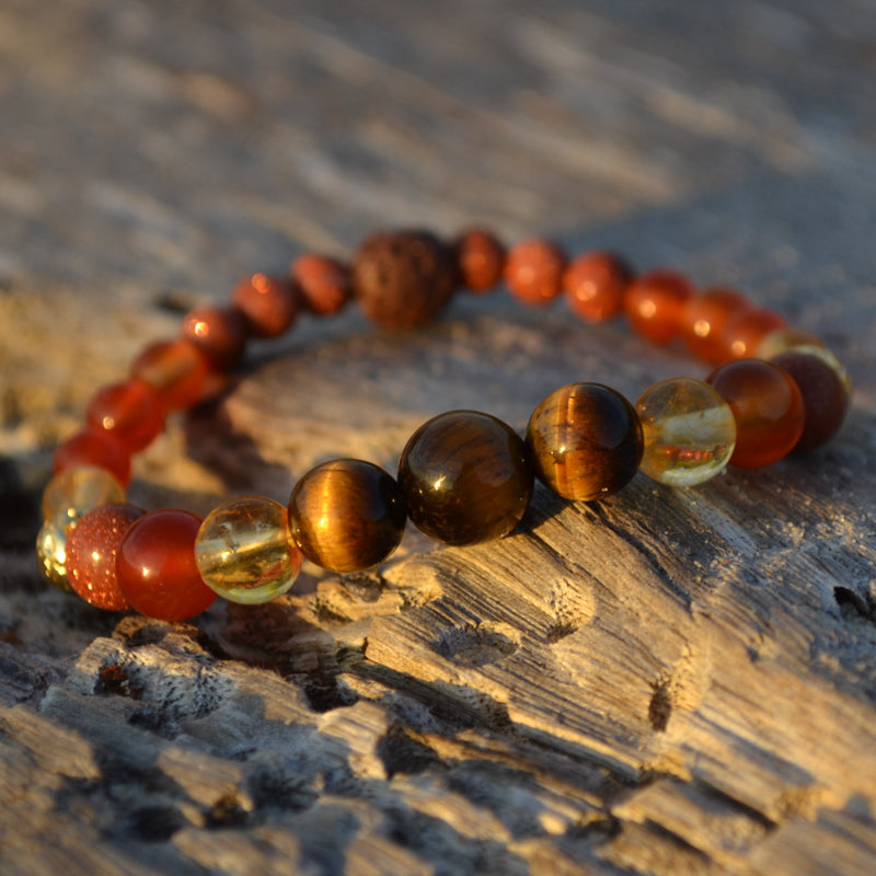 Lion's Gate Essential Oil Bracelet