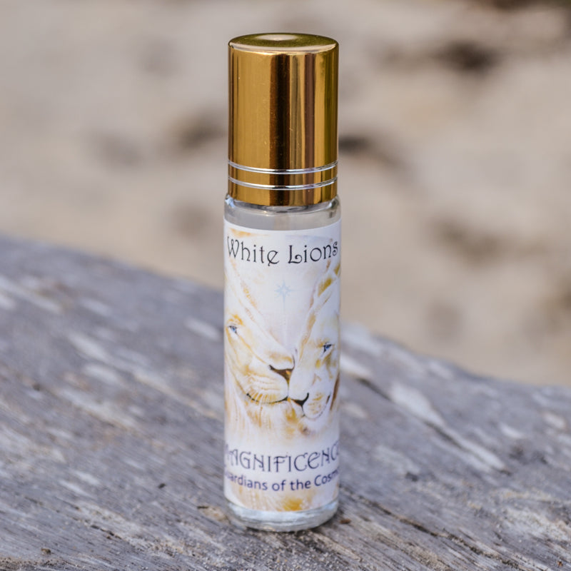 White Lions Essential Oil Perfume