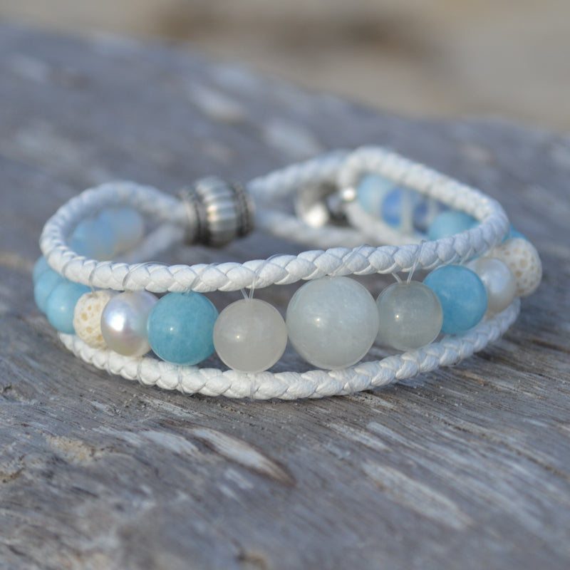 San Pedro Bracelet Stack of Two