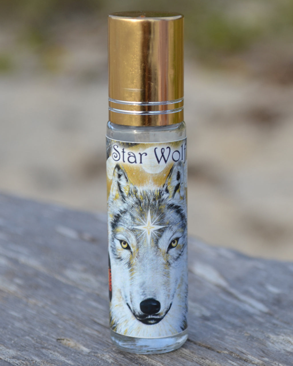 """STAR WOLF"" ESSENTIAL OIL PERFUME"