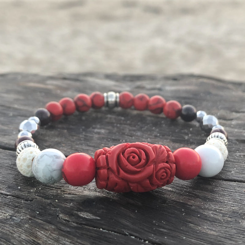 Guardian of The Grail Essential Oil Bracelet