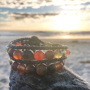 Lion's Gate Bracelet Stack of Two