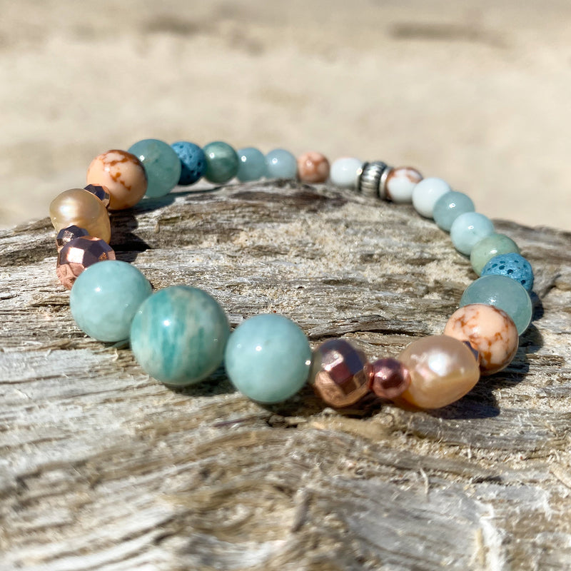 Angel of the Sea Essential Oil Bracelet