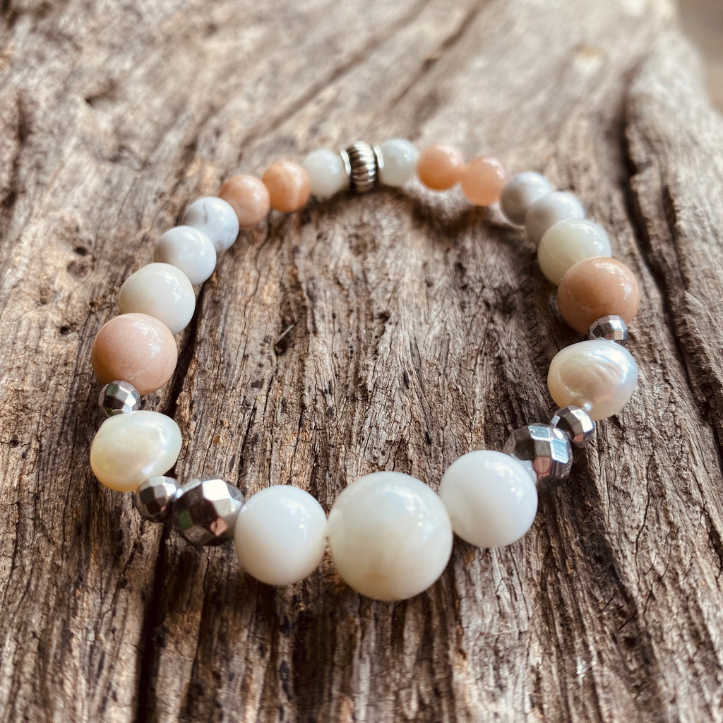 Igniting the Lion's Heart Essential Oil Bracelet