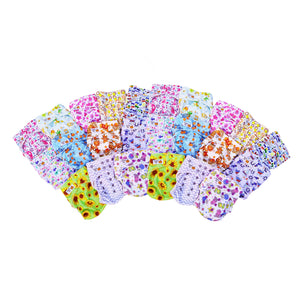 value pack of 24 modern cloth nappies