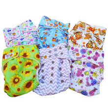 value pack 6 cloth nappies