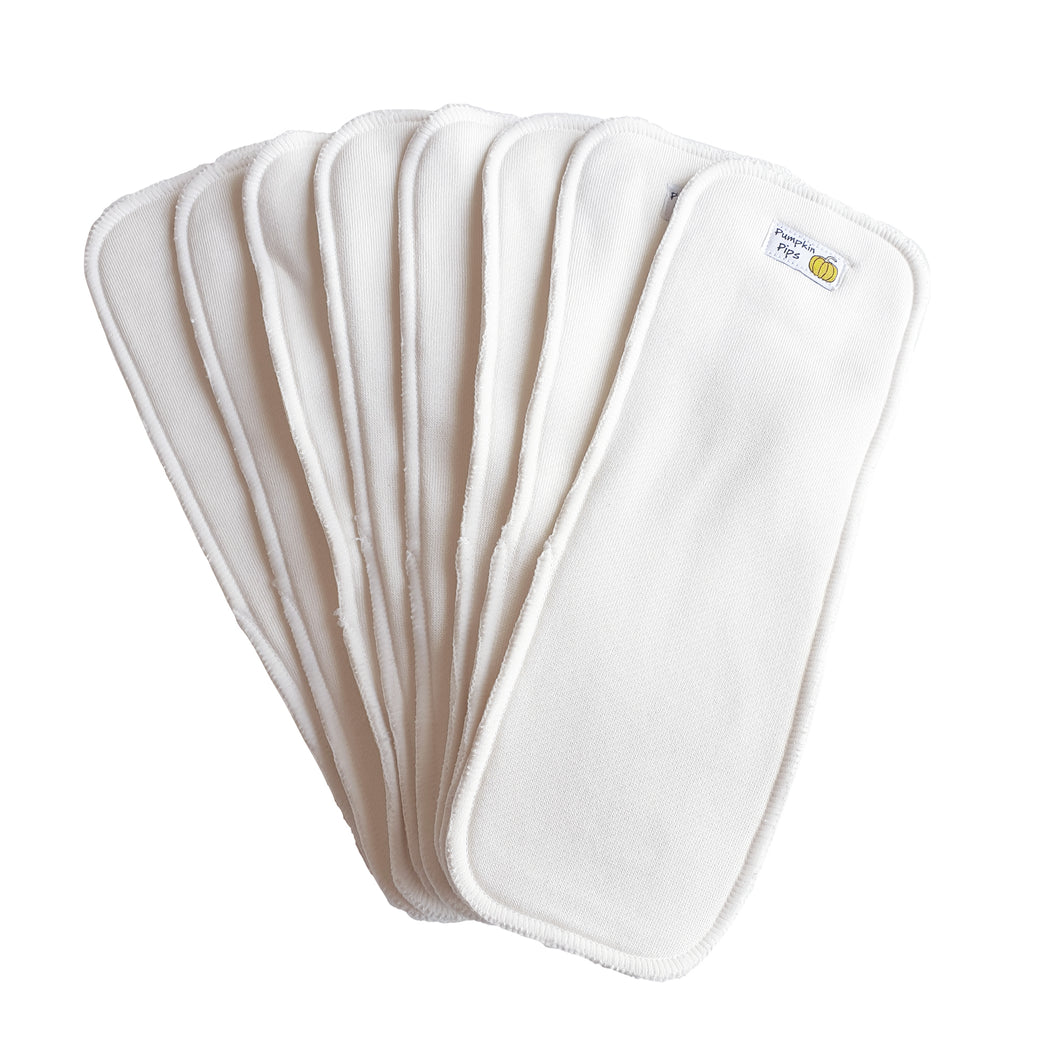 bulk pack bamboo nappy inserts