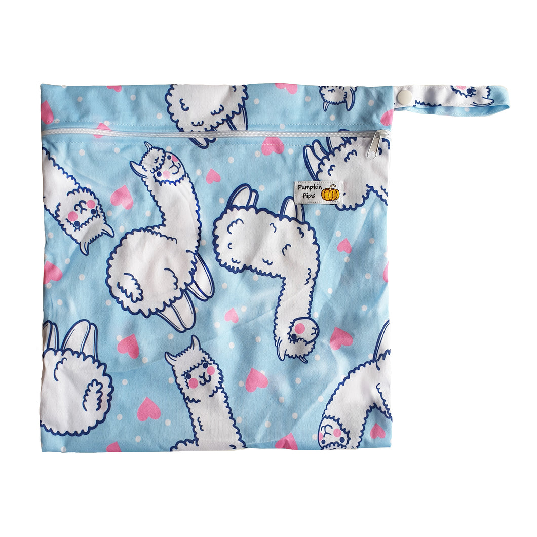 Llama Love wet bag