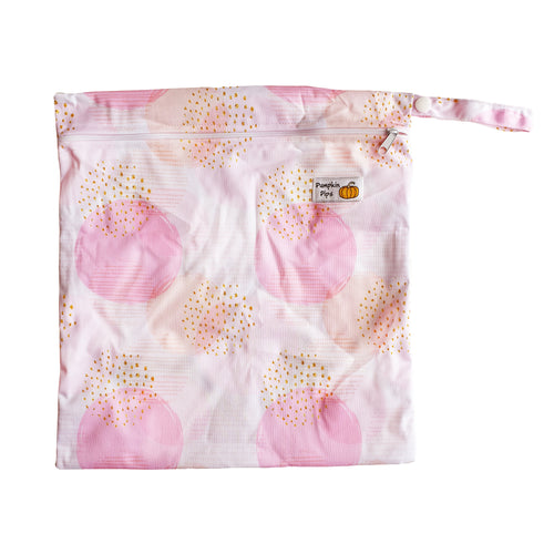 rosie joy pink wet bag