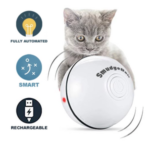 Smudge Ball ™ - The Smart Pet Toy