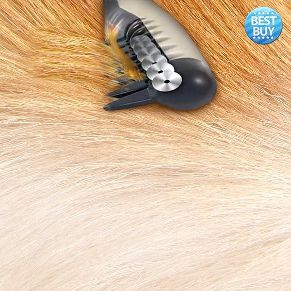 Knot Out™ - Electric Pet Grooming Comb Remove Knots & Tangles and Loose Fur