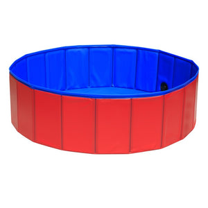 PawSwim™ - Foldable Dog Swimming Pool