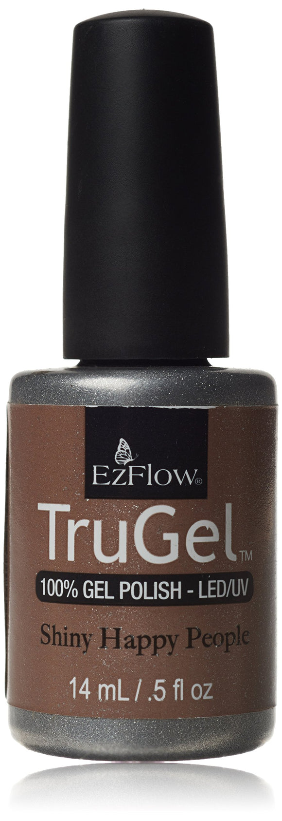 Ez Flow TruGel LED/UV Gel Polish - 14 mL (Shiny Happy People - EZTG42438)