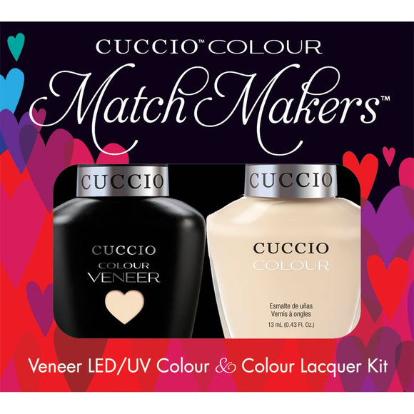 Cuccio Matchmakers - Duo (So So Sofia - CU6000)