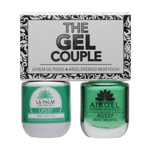La Palm Gel Couple Duo - 14 mL (Mint Mojito - TGC537)