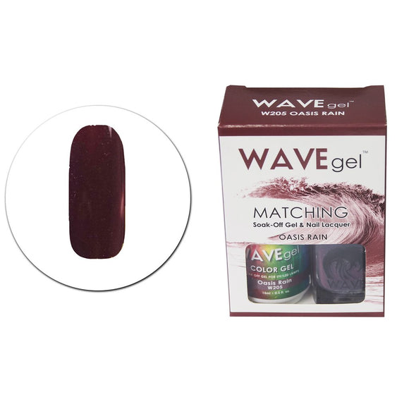 Wave Gel Matching Duo (Oasis Rain - W205)