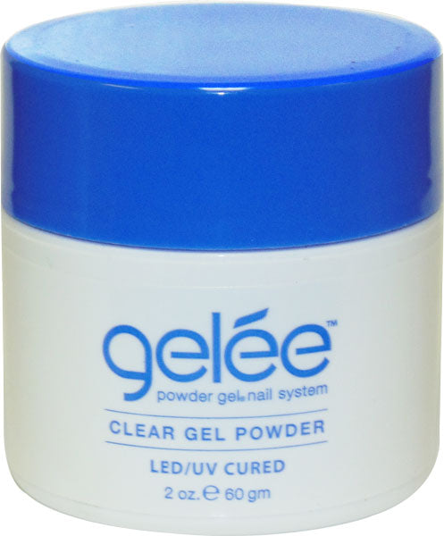 LeChat Gelee Clear Gel Powder - 2 Oz