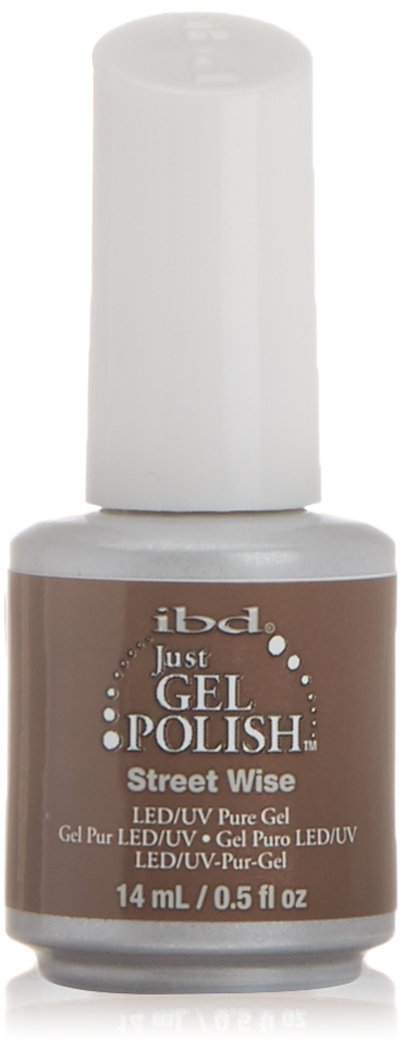 IBD Just Gel Polish - 0.5 oz (Street Wise - IBD57085)