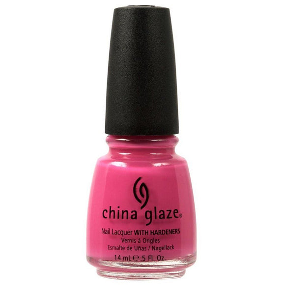 China Glaze Lacquer - 14 mL (Rich & Famous  - CG70528)