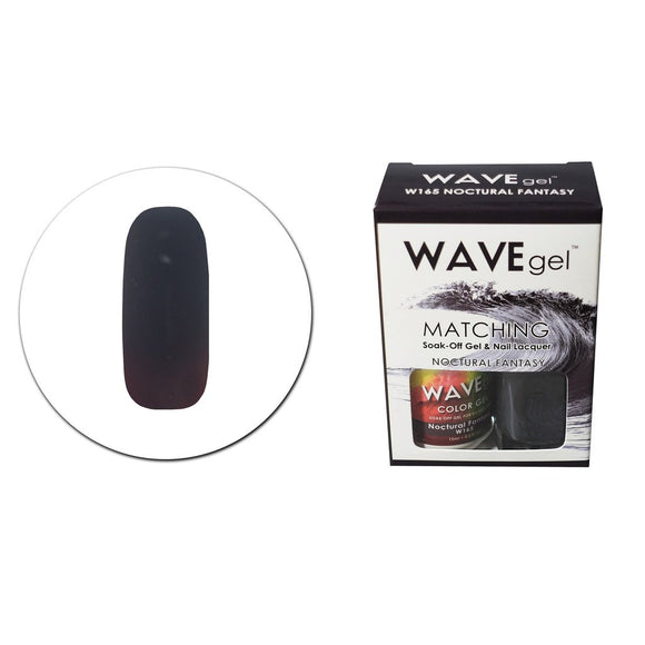 Wave Gel Matching Duo (Nocturnal Fantasy - W165)