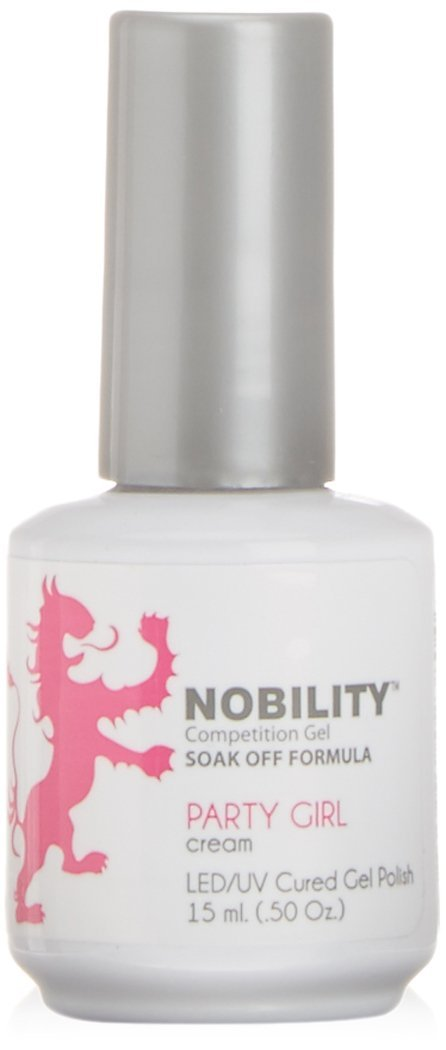 LeChat Nobility Gel Polish - 15 mL (Party Girl - NBGP62)