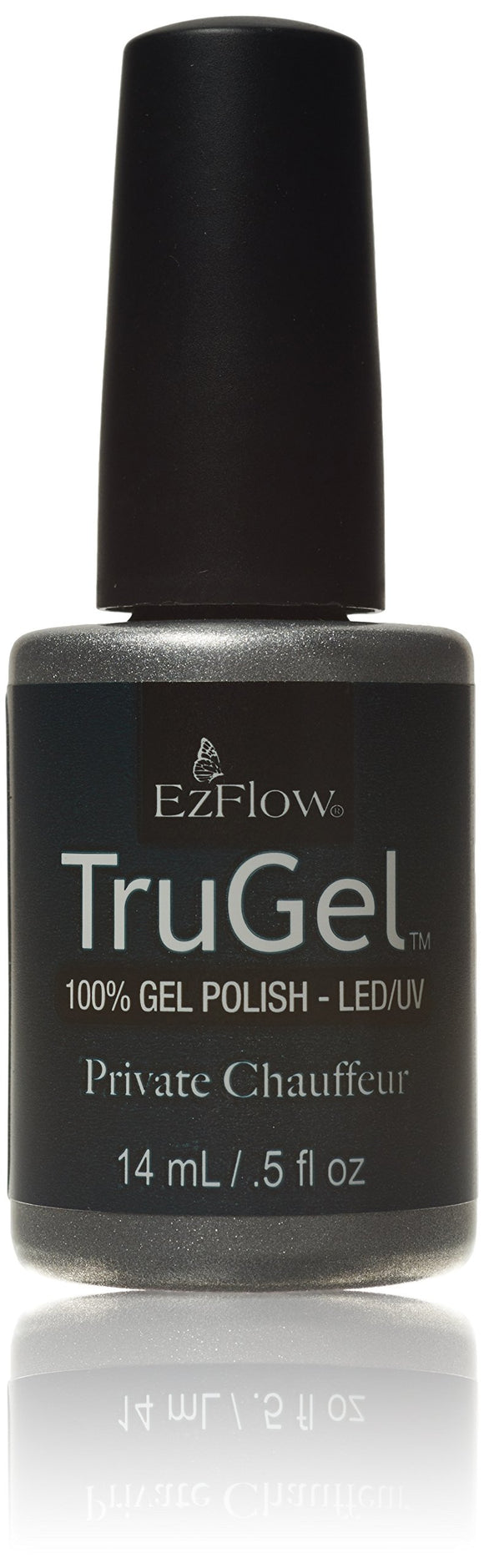 Ez Flow TruGel LED/UV Gel Polish - 14 mL (Private Chauffeur - EZTG42327)