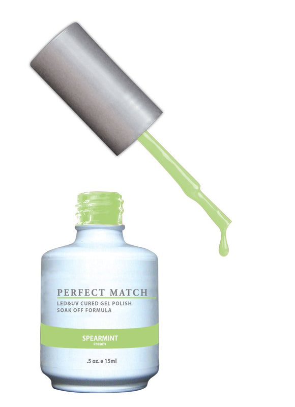 LeChat Perfect Match Nail Polish - 0.5 Oz (Spearmint - PMS120)