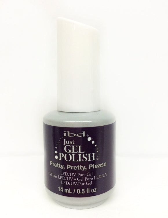 IBD Just Gel Polish - 0.5 oz (Pretty, Pretty, Please - IBD65660)