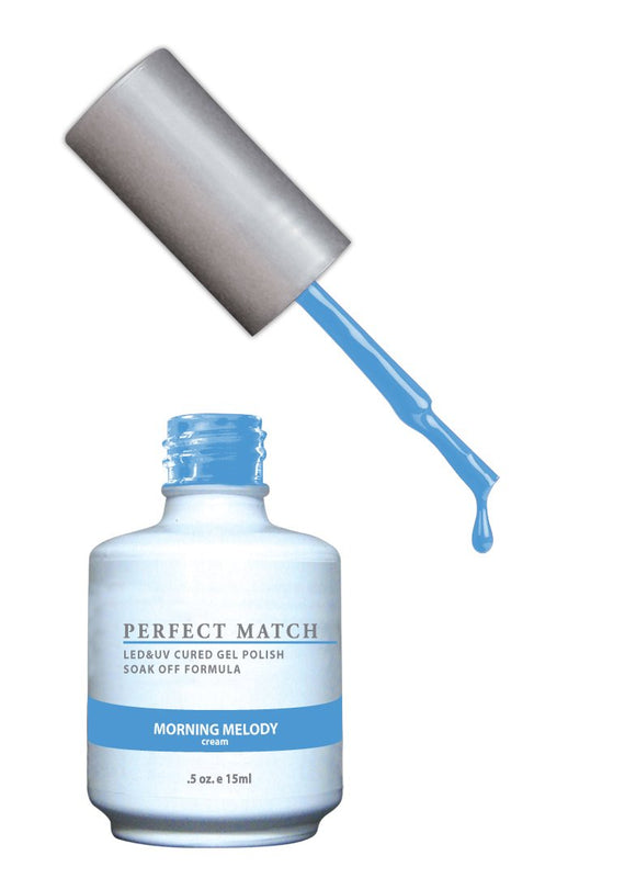 LeChat Perfect Match Nail Polish - 0.5 Oz (Morning Melody - PMS146)