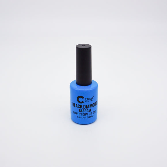 Chisel Black Diamond Base Gel - 12 mL (Base Gel - CHBDBG)