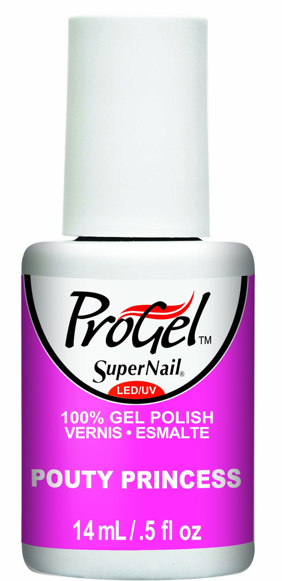 SuperNail ProGel - 0.5 Oz (Pouty Princess - SN81404)