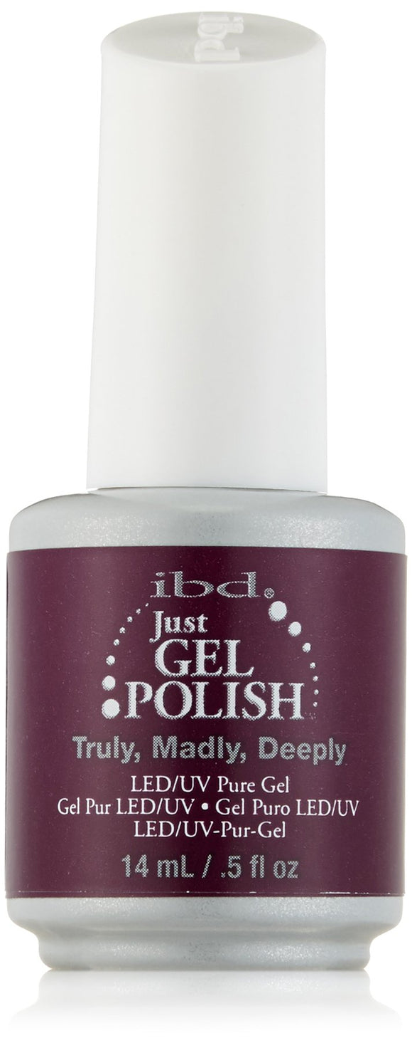 IBD Just Gel Polish - 0.5 oz (Truly Madly Deeply  - IBD56585)