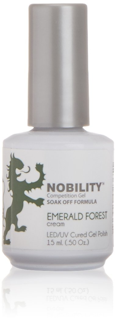 LeChat Nobility Gel Polish - 15 mL (Emerald Forest - NBGP47)