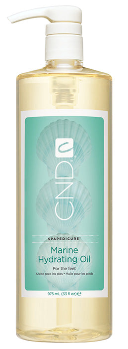 CND Spa Pedicure Marine Hydrating Oil for the feet (Marine Hydrating Oil - CND09239)