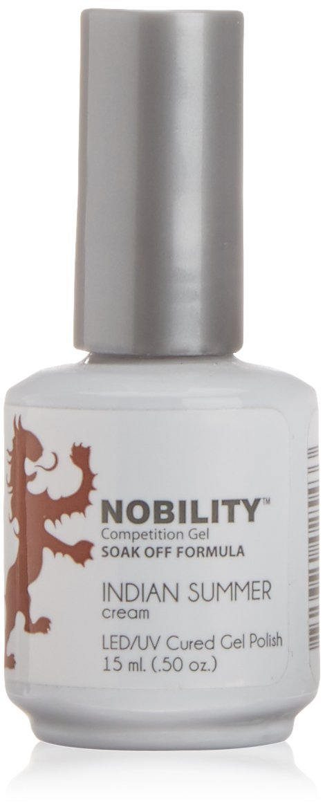 LeChat Nobility Gel Polish - 15 mL (Indian Summer - NBGP93)