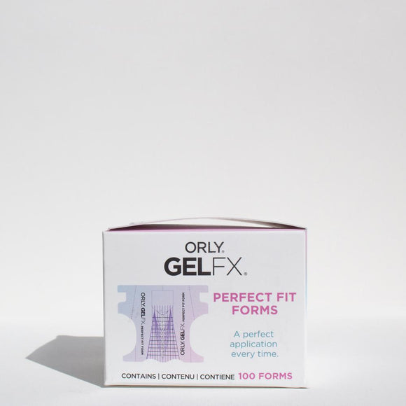 Orly GelFx Perfect Fit Forms - 100 Forms